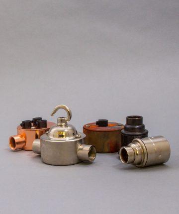 Pattress & Conduit Components