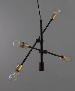 Mayurasana ceiling pendant light