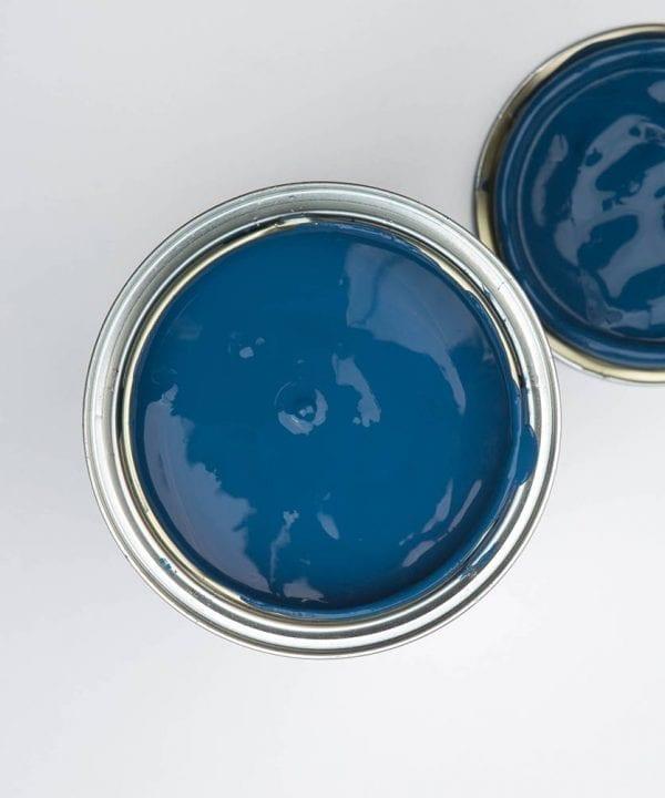 Blue Movie Paint