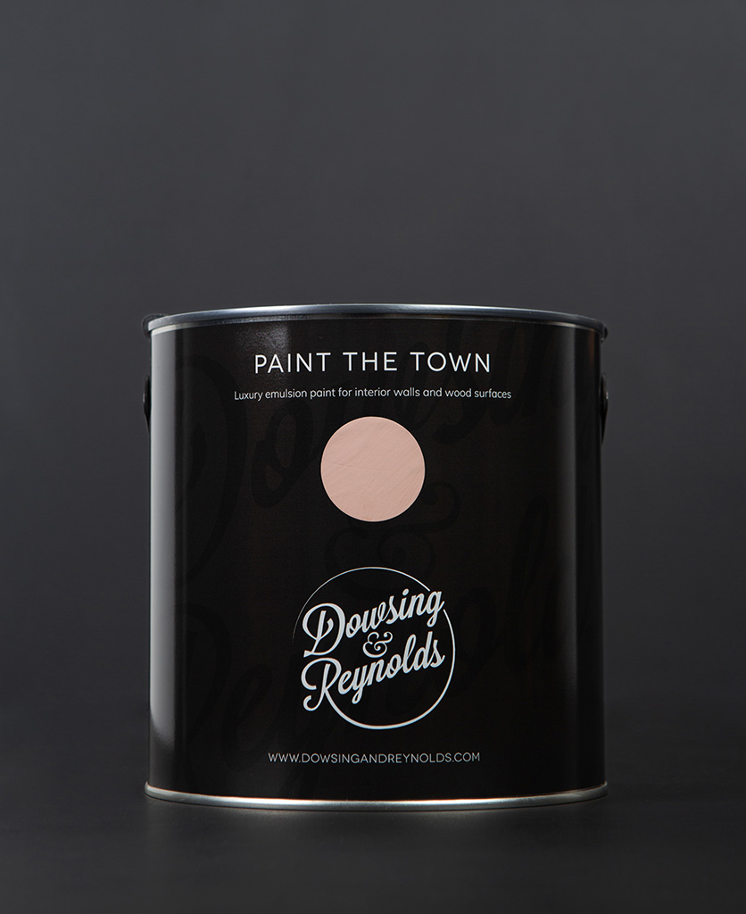 get plastered paint tin