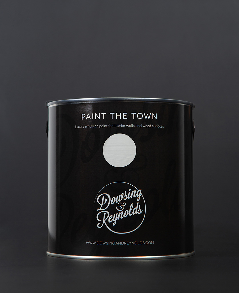 just a perfect grey paint tin