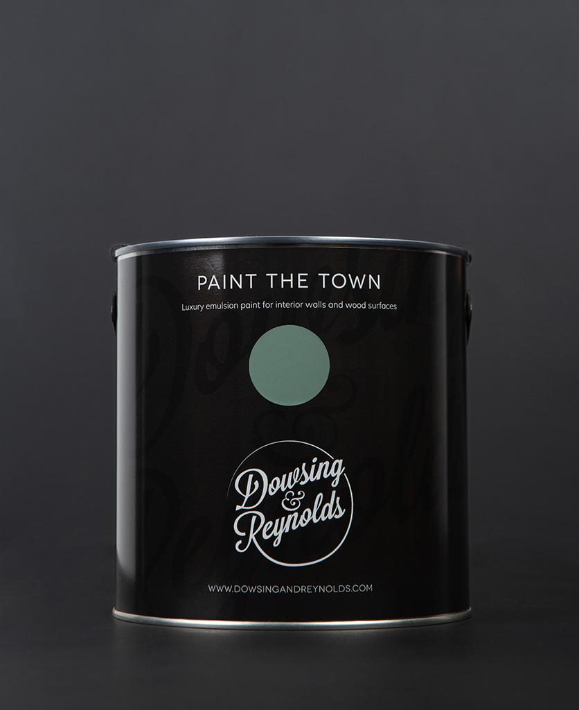 sage advice paint tin