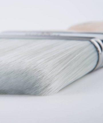 paint brush bristles