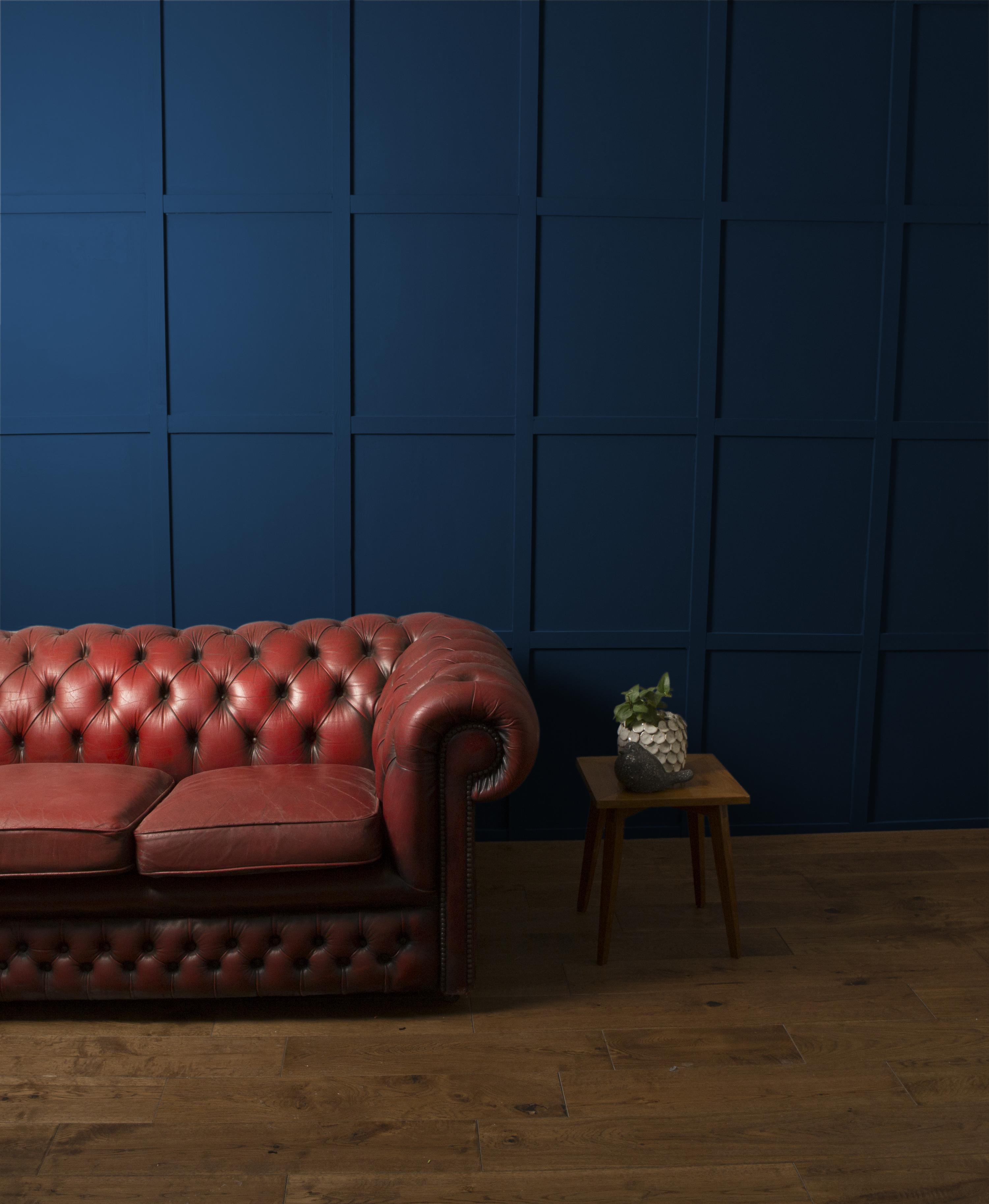 blue movie interior flat matt emulsion