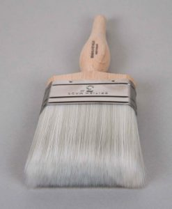designer paint brush 3 inch