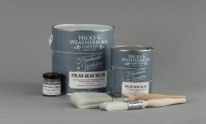 Designer paint range