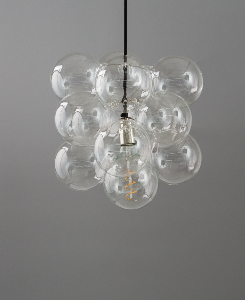 bubble chandelier single point 12 bauble - Bubble Chandelier