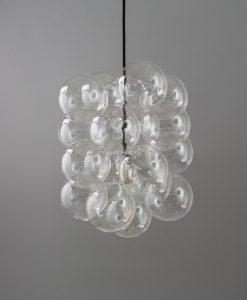 bubble chandelier triple point 16 bauble