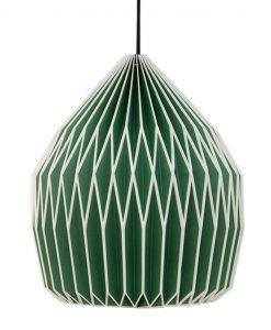Ian snow paper light shade green