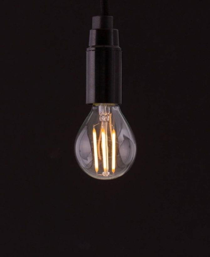 E14 LED Golf Bulb Squirrel Cage Filament