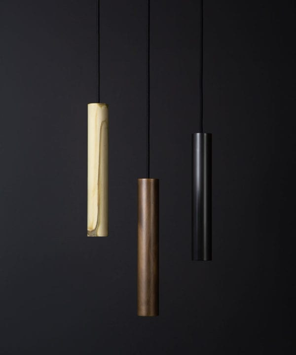 Baton Tube Pendant Light