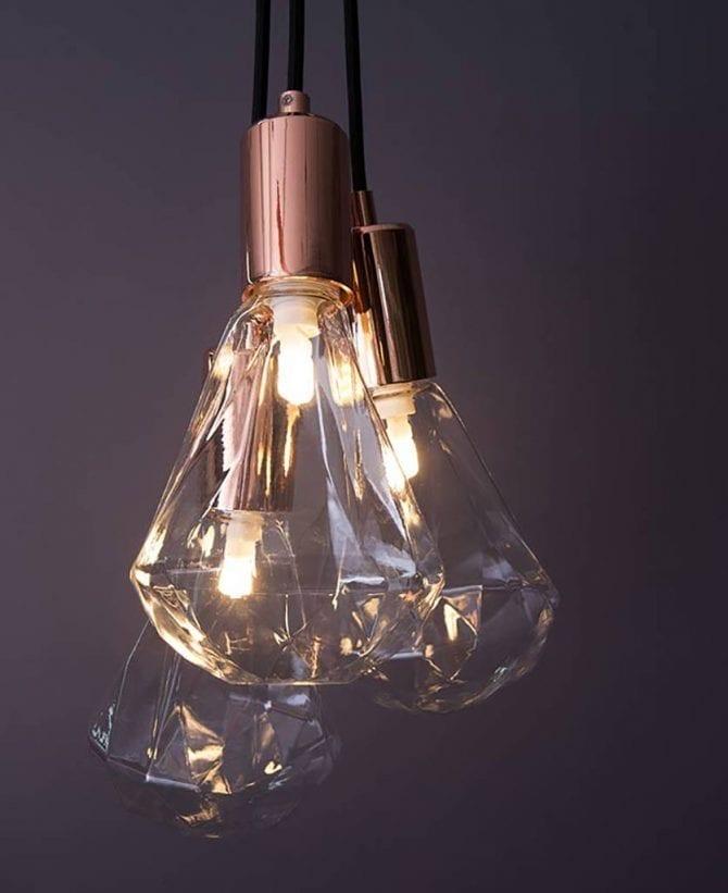 Christalle Pendant Light
