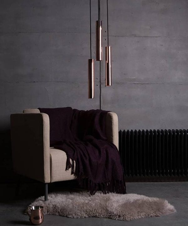Baton Tube Pendant Lights