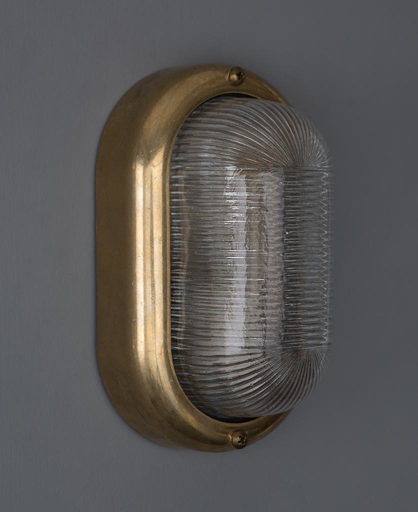 mike brass bulkhead light