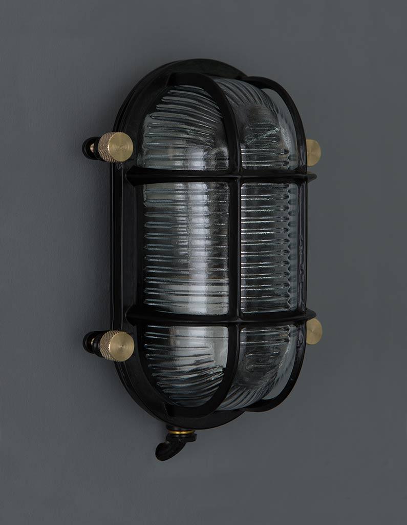 bulkhead light steve black posh