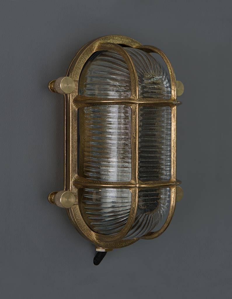 bulkhead light steve brass posh