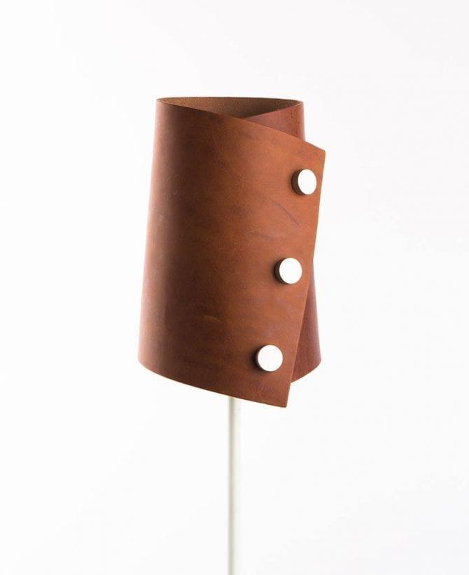 Leather Cuff Light Shade