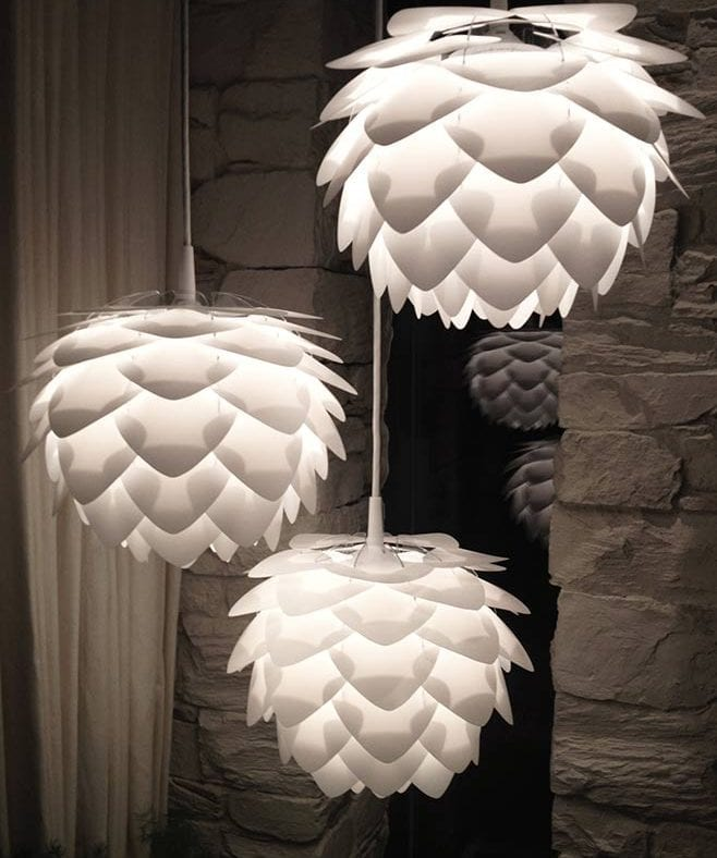 Vita silvia pendant light shade