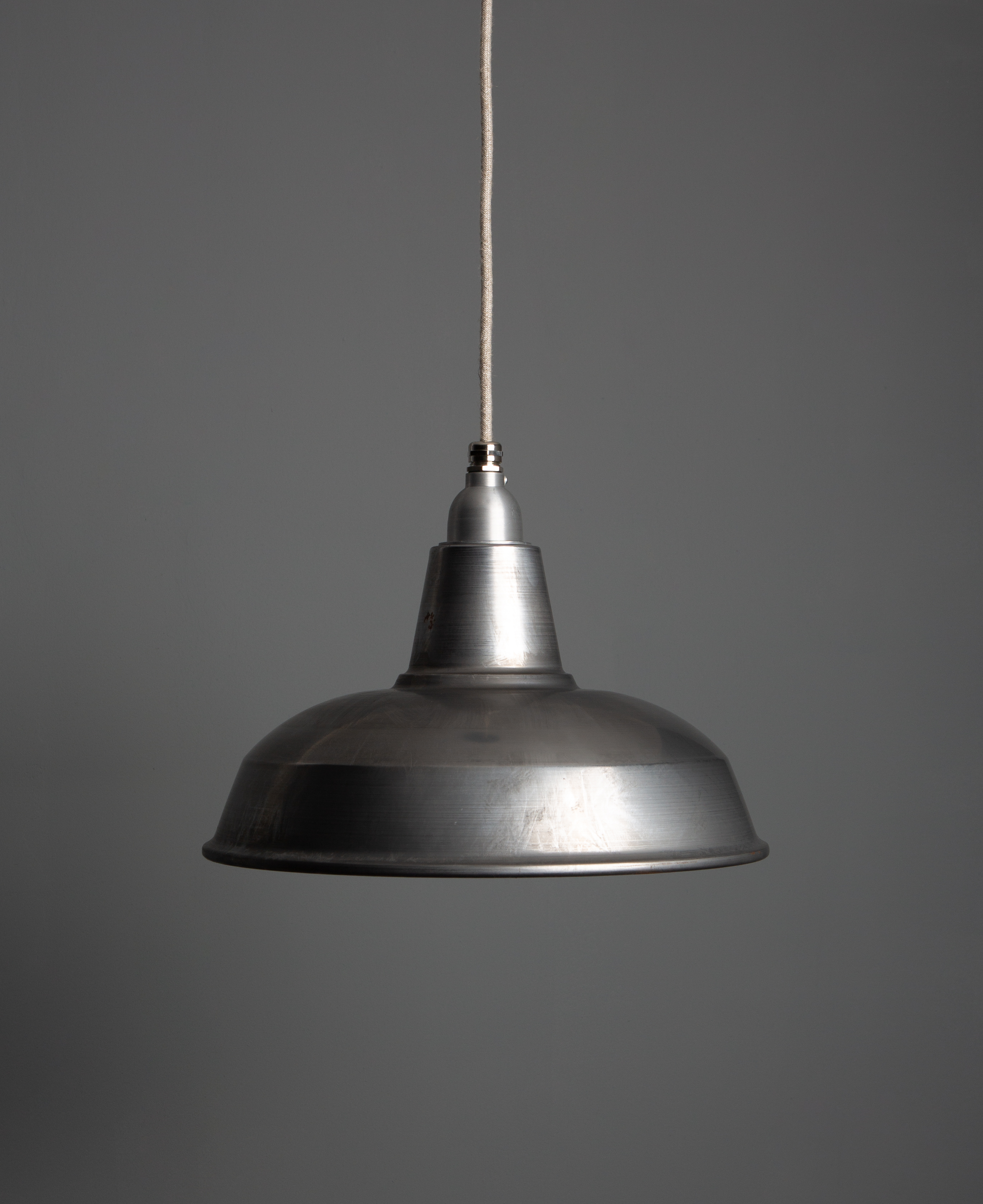 Burley Enamel Ceiling Light