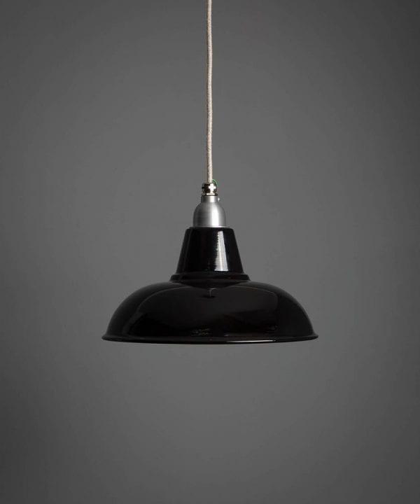 Morley enamel ceiling pendant