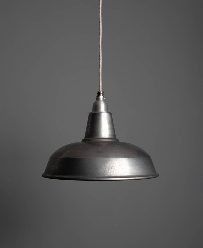 enamel raw steel restaurant heat resistant lamp