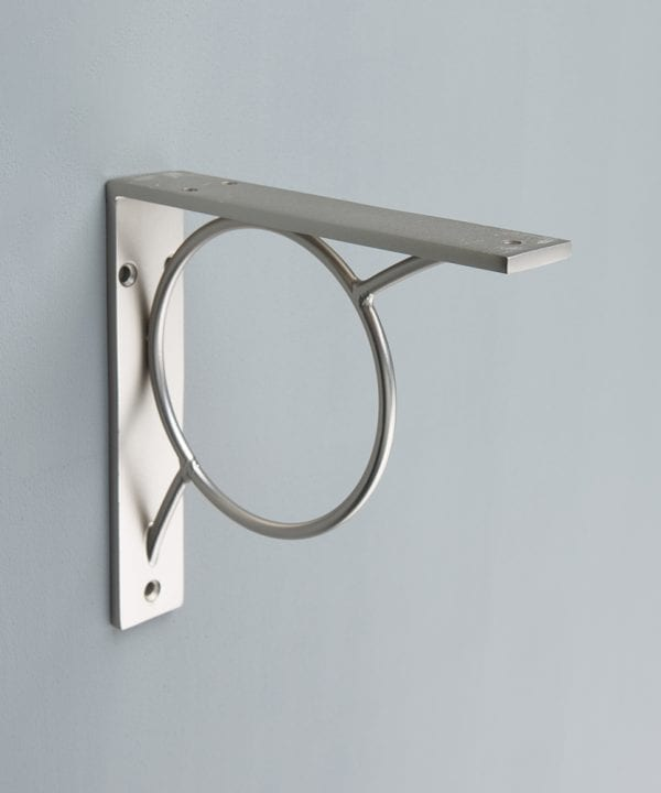 MAE metal shelf bracket