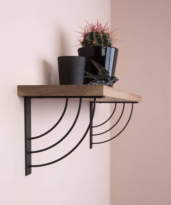 Marilyn Arc Shelf Bracket