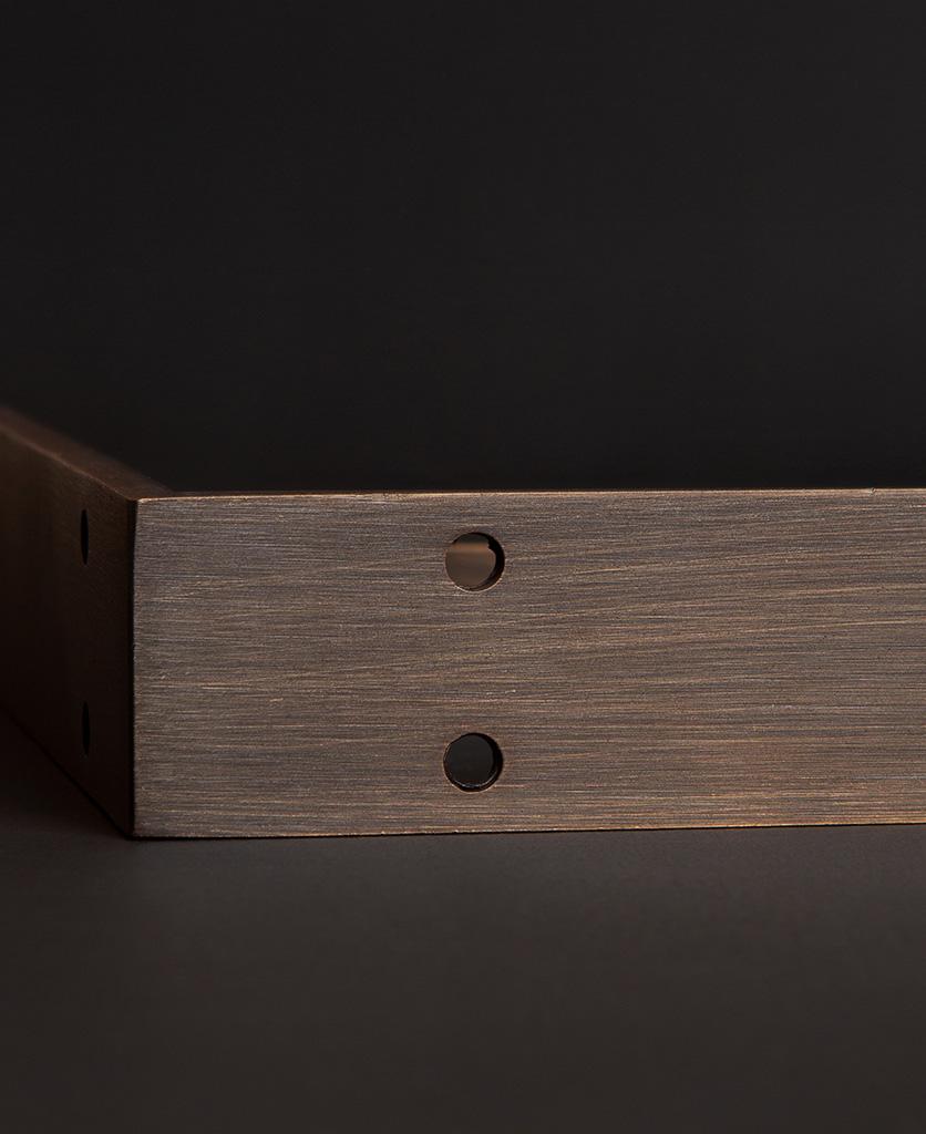 small antique shelf bracket