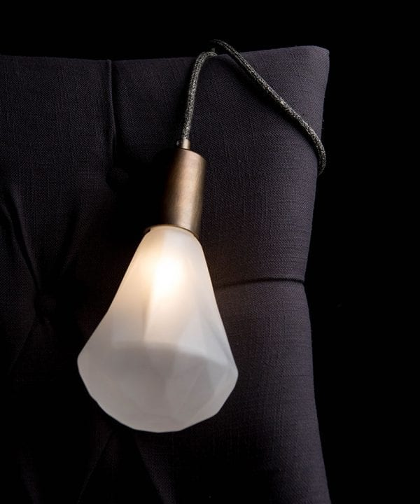 Keren Fisherman's Jumper Christalle Table Lamp