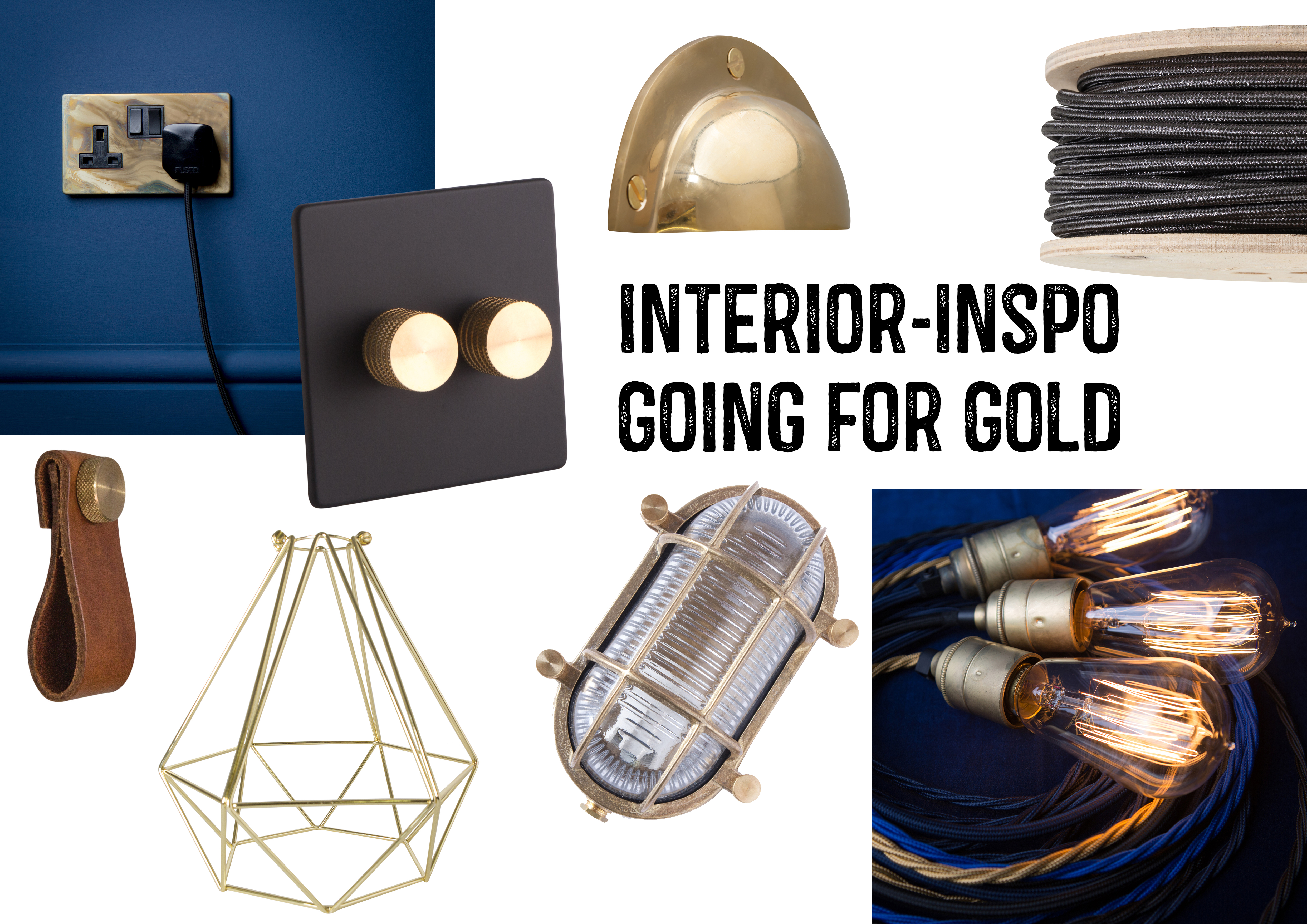 dowsing and reynolds going for gold interior inspo