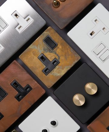 Light Switches, Dimmers & Plug Sockets