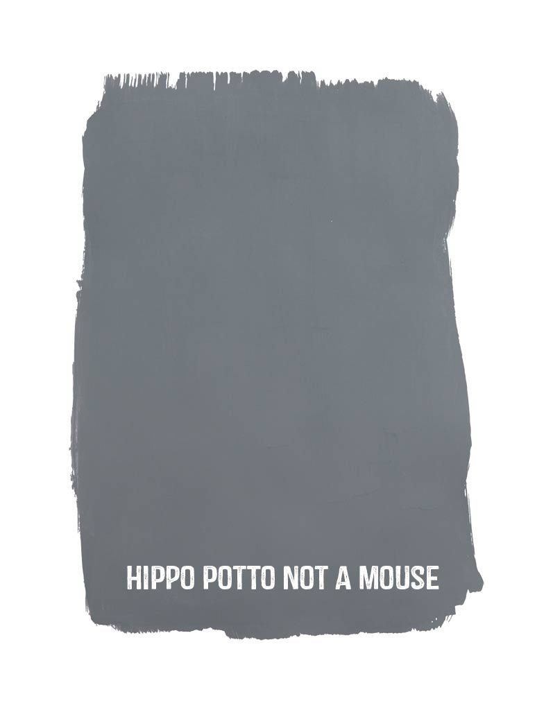 hippo potto not a mouse sample