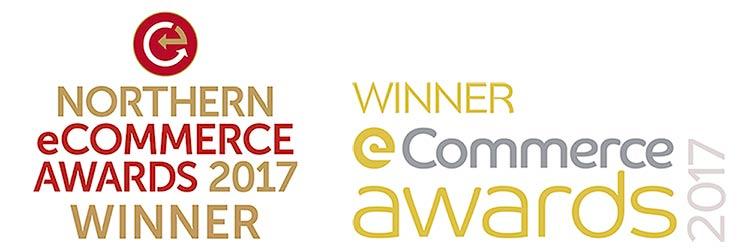 northern ecommerce winner and ecommerce awards winner 2017