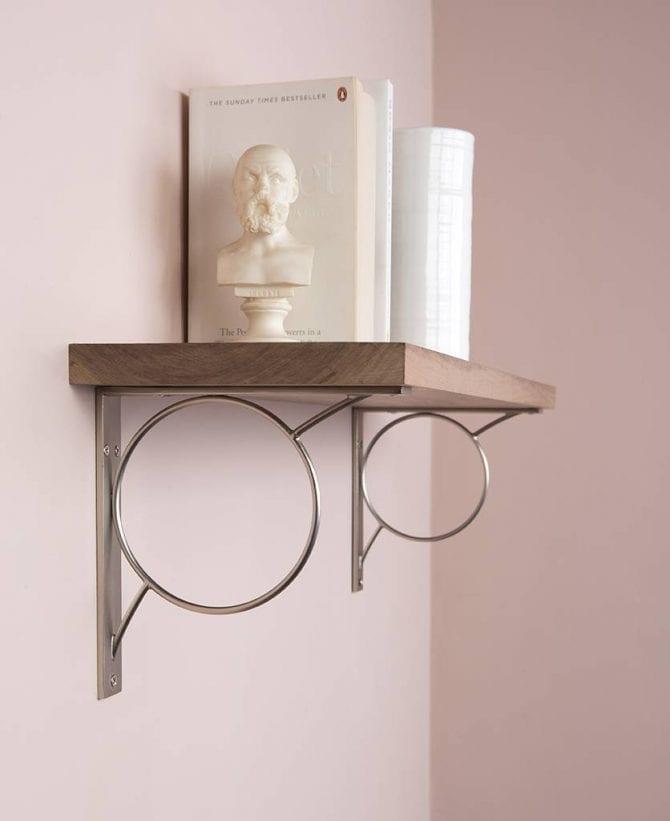 metal shelf brackets