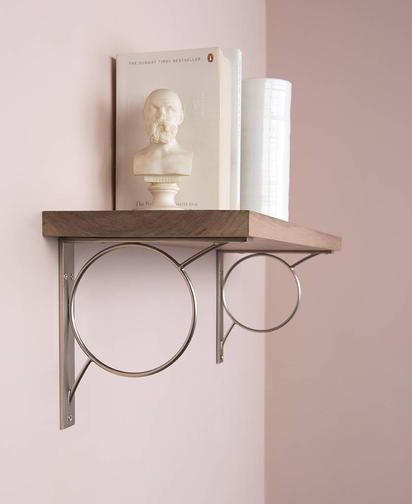 small brackets iron designs shelf rustic insight home