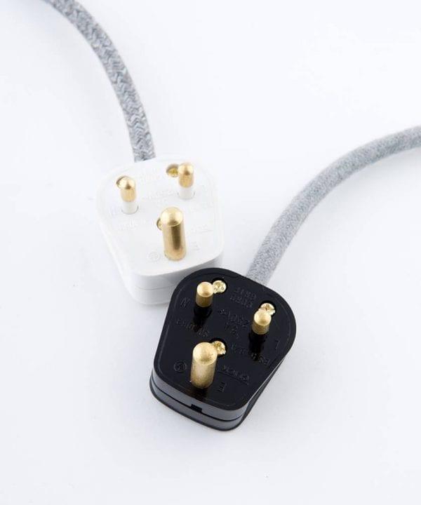 round pin plug