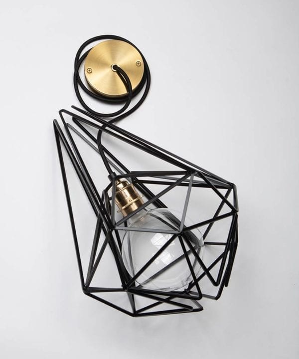 Assam Cage Pendant Light