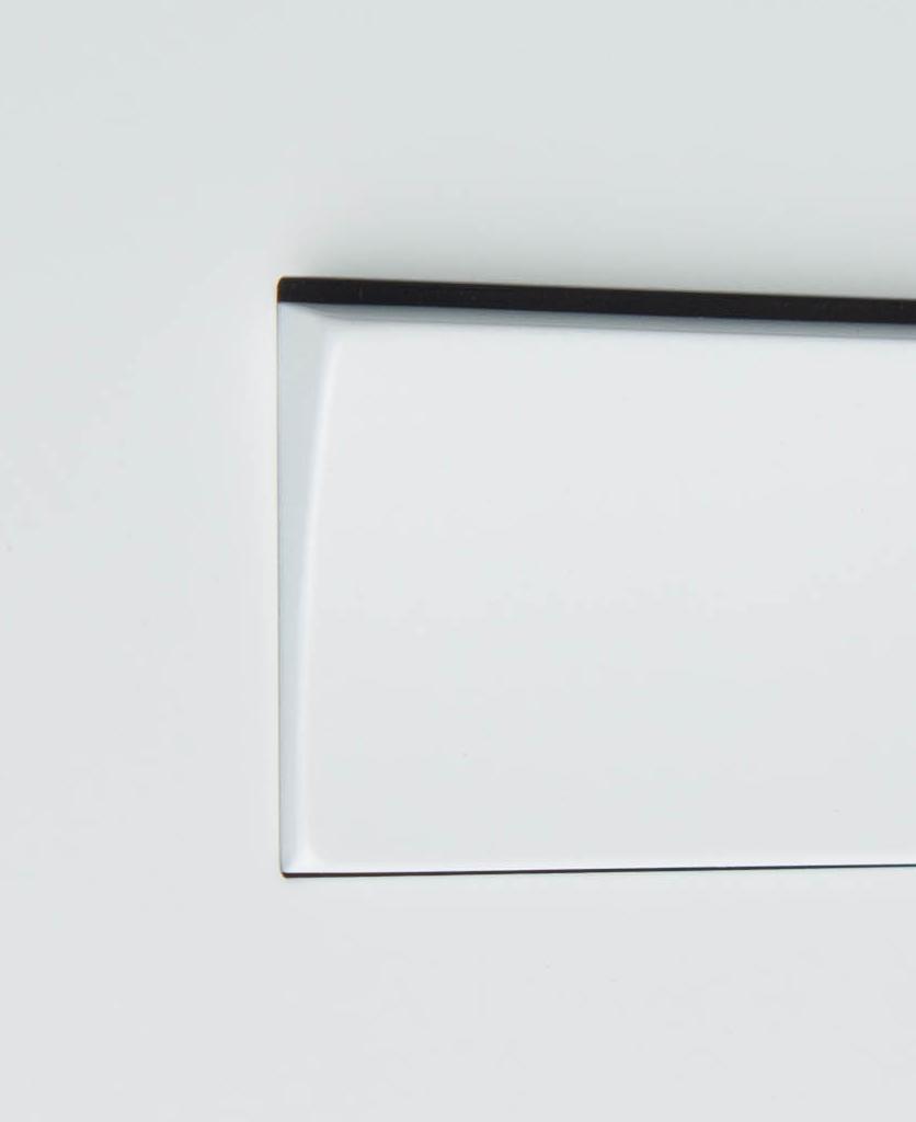 white fan switch close up