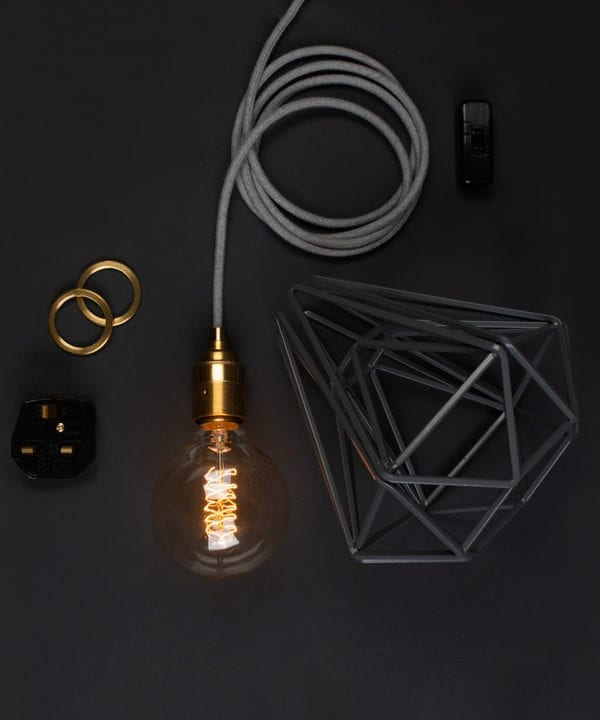customise your own table lamp