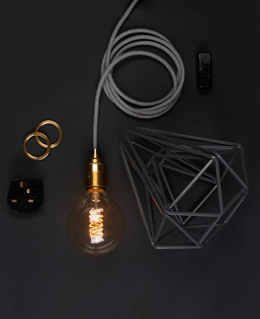 Customise your table lamp