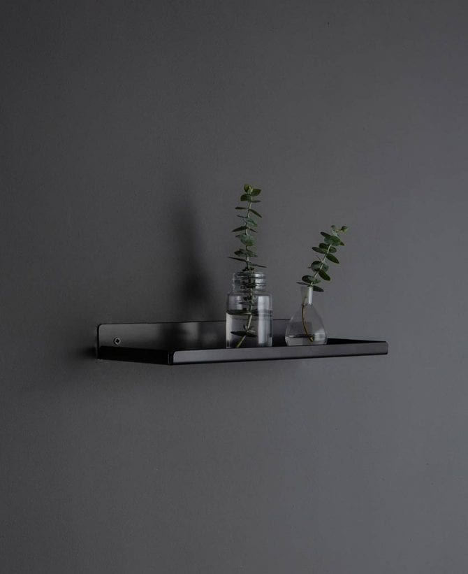 Assam Metal Wall Shelves