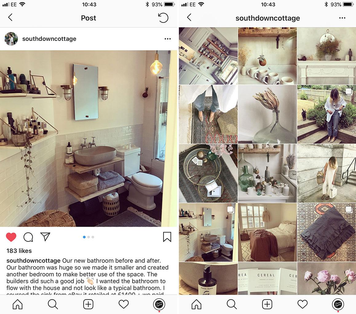 dowsing reynolds july instagram roundup