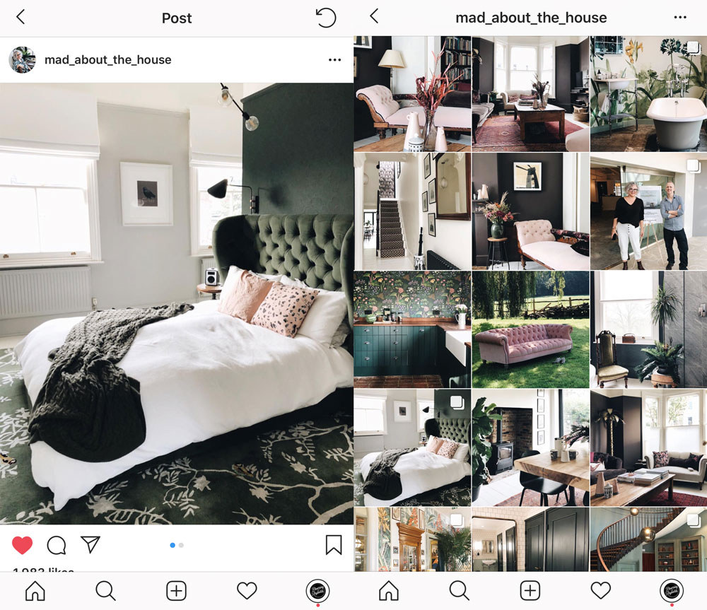 dowsing reynolds september instagram roundup