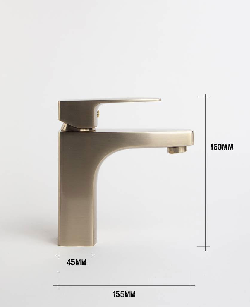 Barkana Bathroom Tap
