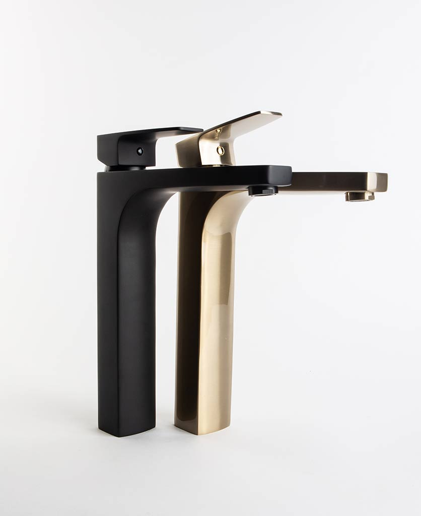 Kalandula high basin bathroom mixer tap