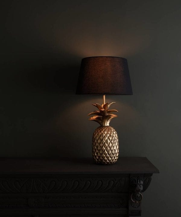 Hula Pineapple Table Lamp