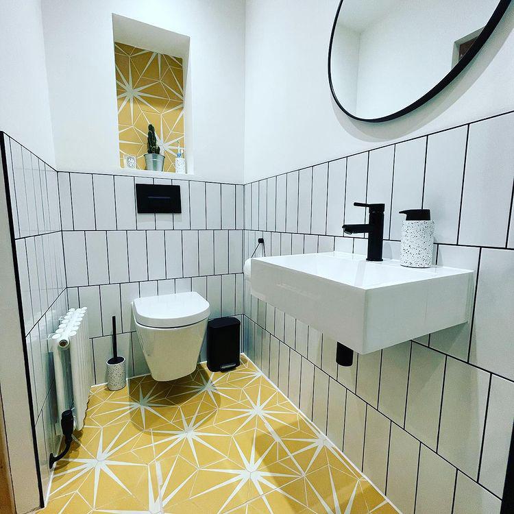 KAGERA designer bathroom tap