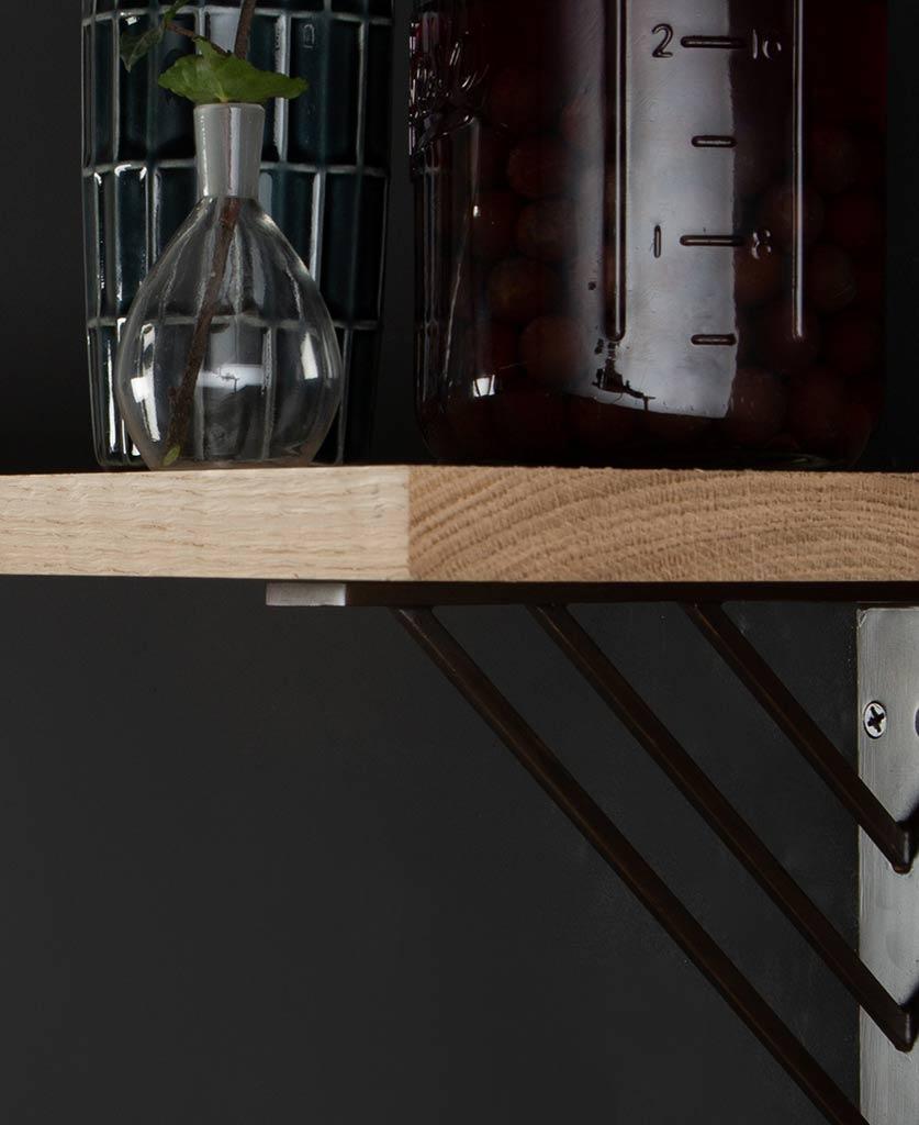ingrid shelf and bracket close up