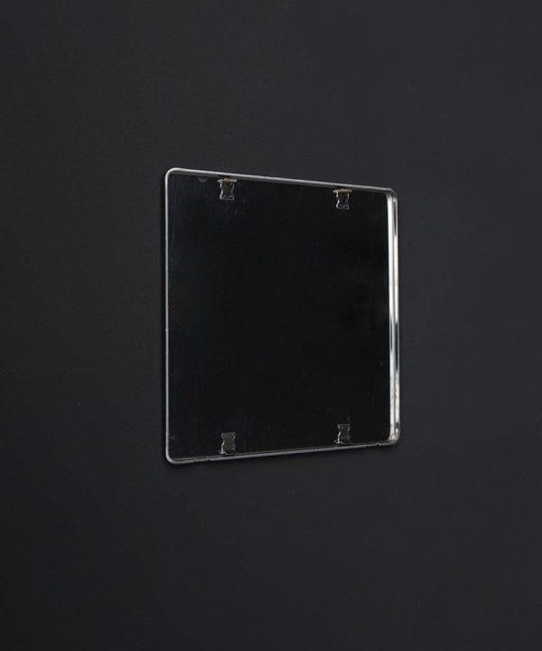 Silver Single Blank Fascia