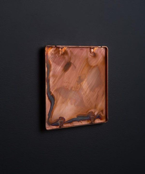 Copper Single Blank Fascia